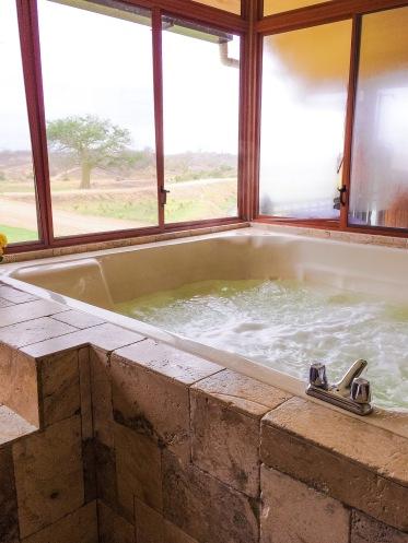 Ylang Ylang water bath